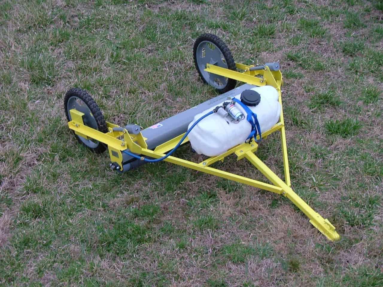 Grassworks Manufacturing Grassworks Compact setup